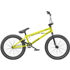 "Radio Astron 20"" FS 2019 Complete BMX Bike 20.6"" Top Tube Metallic Yellow"