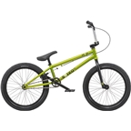 "Radio Saiko 20"" 2019 Complete BMX Bike 19.25"" Top Tube Metallic Lime"