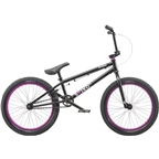 "Radio Saiko 20"" 2019 Complete BMX Bike 19.25"" Top Tube Matte Black"