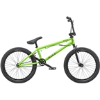 "Radio Dice 20"" 2019 FS Complete BMX Bike 20"" Top Tube Neon Green"
