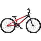 "Radio Raceline Cobalt 20"" Junior Complete BMX Bike 18.5"" Top Tube Black/Red"