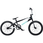 "Radio Raceline Xenon 20"" Pro XL Complete BMX Bike 21.25"" Top Tube Black/White"