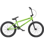 "Radio Dice 20"" 2019 Complete BMX Bike 20"" Top Tube Neon Green"
