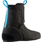 45NRTH Wolfgar Wool Replacement Boot Liners: Black