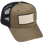 Surly Name Patch Trucker Hat: Olive Green, One Size