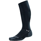 Swiftwick Pursuit Twelve Wool Sock: Black
