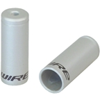 Jagwire End Cap Hop-Up Kit Silver