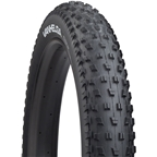 "45NRTH VanHelga Fat Bike Tire: 27.5 x 4"" Tubeless Ready Folding 120tpi Black"