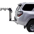 Saris 774BRZ Glide EX 4-Bike Hitch Rack, Bronze