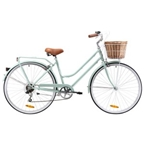 Reid Ladies Classic 7-Speed Steel Bike 700c Sage