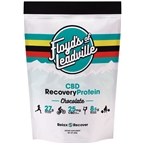 Floyd's of Leadville CBD Recovery Protein Powder: Isolate (THC Free) 250mg, Chocolate