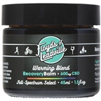 Floyd's of Leadville CBD Warm Balm: Full Spectrum 600mg 45ml Container