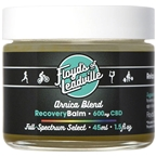 Floyd's of Leadville CBD Arnica Balm: Full Spectrum 600mg 45ml Container