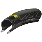 Continental Grand Prix 5000 700 x 23 Black-BW + Black Chili