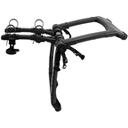 Kuat Highline Trunk Rack: 2 Bike Black