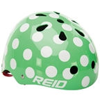 Reid Polka Dot Helmet Mint Green 54-58cm