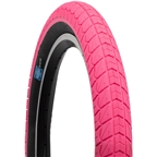 "Sunday Current Tire 18 x 2.2"" Pink with Black Wall"