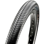 "Maxxis Grifter Tire 20 x 1.85"" Folding 120tpi Dual Compound EXO Protection, Black"