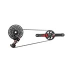 SRAM X01 Eagle Groupset DUB 12s-170x32 BOOST Red