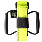 Backcountry Research Race Strap With Overlock Saddle Mount - Blaze Yellow