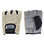 Aerius Retro Mesh Gloves - Natural
