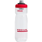 Camelbak Podium Water Bottle: 24oz Fiery Red