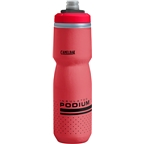 Camelbak Podium Chill Water Bottle: 24oz Fiery Red