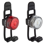Cateye SL-LD140RC-F Headlight and SL-LD140RC-R Taillight Loop 2 Combo