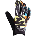 Salsa Handup Wild Kit Full Finger Gloves: Multicolor