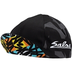Salsa Wild Kit Cycling Cap: Multicolor One Size