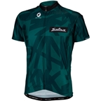 Salsa Mild Kit Men's Short Sleeve Jersey: Green