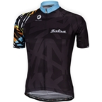 Salsa Wild Kit Men's Short Sleeve Jersey: Multicolor
