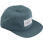 Whisky Nylon Baseball Cap: Blue Spruce One Size