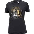 Surly Natch Women's T-Shirt: Dark Gray