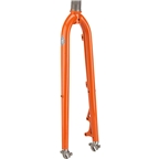 Salsa 2012 Vaya 700c Fork 50mm Rake IS Disc Brake Orange