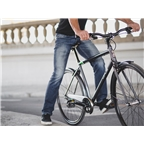 Opus Case 7-Speed Bike - Primer Gray