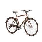 Opus Case 7-Speed Bike - Caramel
