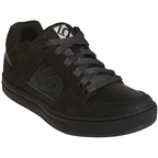 Five Ten Freerider Elements Men's Flat Shoe: Black/Carbon/Gray One