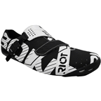 BONT Riot Buckle Road Cycling Shoe: Men's Black/White