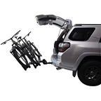 Saris MTR 2-Bike Hitch Rack Black