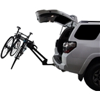 Saris Glide EX 2 Bike Hitch Rack Black
