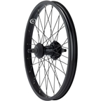 Salt Everest Freecoaster Rear Wheel 20 Left Side Drive 9t Driver 14mm Axle Black