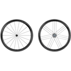 Campagnolo Bora WTO 45 700c Road Wheelset 2-Way Fit Dark Label
