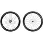 Campagnolo Bora WTO 60 700c Road Wheelset 2-Way Fit Dark Label