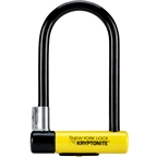 Kryptonite New York STD U-Lock with Bracket: 4 x 8""