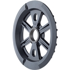 Cult Dak Guard Sprocket 28T Black