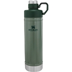 Stanley Classic Vacuum Insulated Bottle: Hammertone Green 20oz