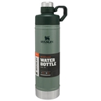Stanley Classic Vacuum Water Bottle: Hammertone Green 25oz