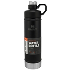 Stanley Classic Vacuum Water Bottle: Matte Black 25oz