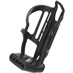 Lezyne Flow Storage Water Bottle Cage Right Hand Loading Black